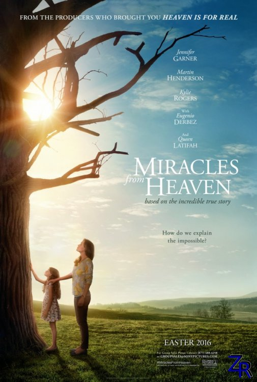 Чудеса с небес / Miracles from Heaven (2016) [WEB-DLRip]