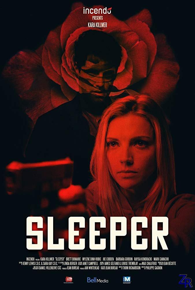 Спящий / Спящий агент / Sleeper (2018)
