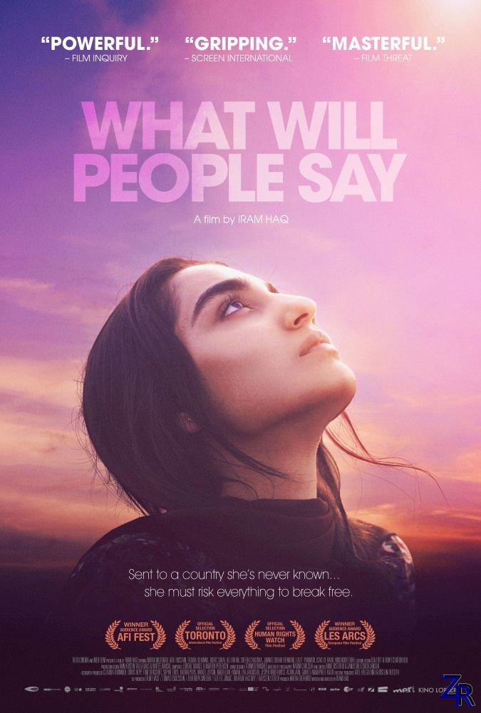Что скажут люди / Hva vil folk si / What will people say (2017)
