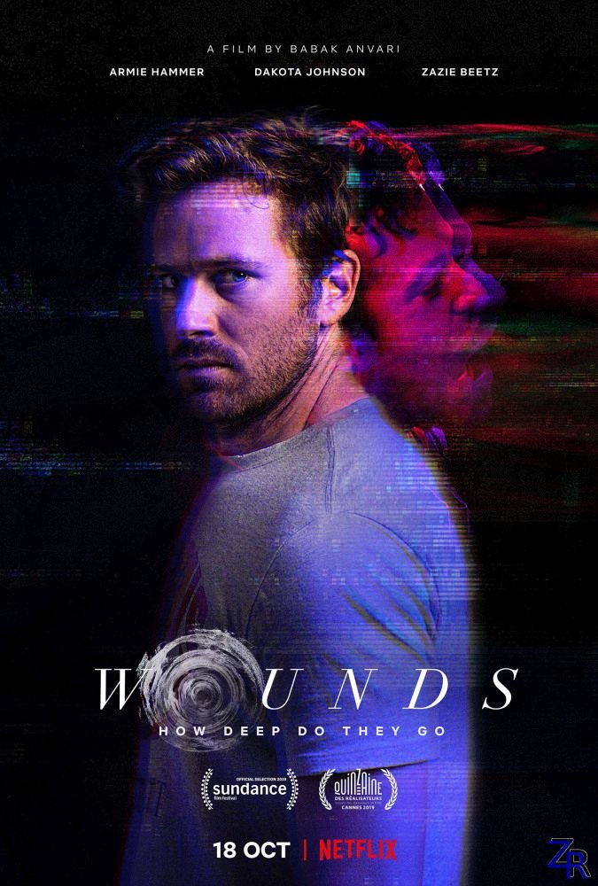 Раны / Wounds (2019)
