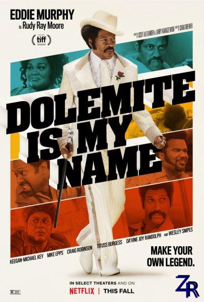 Меня зовут Долемайт / Dolemite Is My Name (2019)