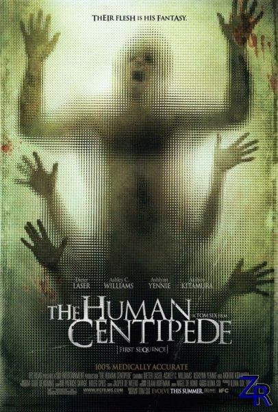 Человеческая многоножка / The Human Centipede: First Sequence (2009)