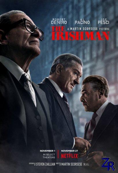 Ирландец / The Irishman (2019)
