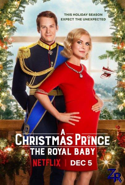 Принц на Рождество: Королевское дитя / A Christmas Prince: The Royal Baby (2019)