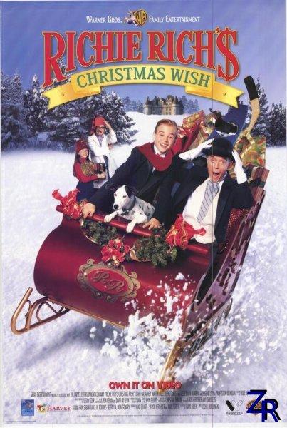 Ричи Рич и его рождественское желание / Богатенький Ричи 2 / Необычное Рождество Ричи Рича / Richie Rich's Christmas Wish (1998)
