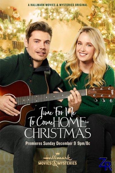 Пора вернуться домой на Рождество / Time for Me to Come Home for Christmas (2018)