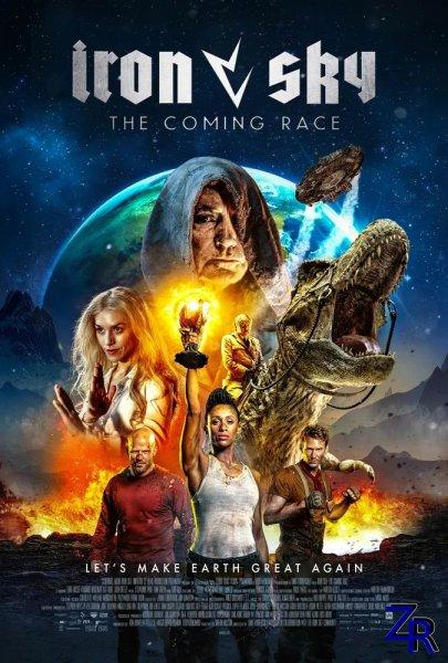 Железное небо 2: Грядущая раса / Iron Sky: The Coming Race (2019)