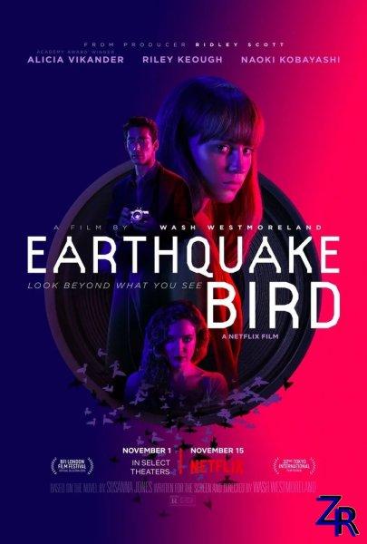 Предвестник землетрясения / Earthquake Bird (2019)