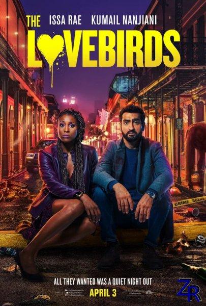 Любовнички / The Lovebirds (2020)