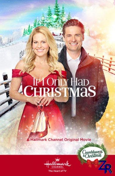 Скорей бы Рождество / If I Only Had Christmas (2020) [WEB-DLRip]