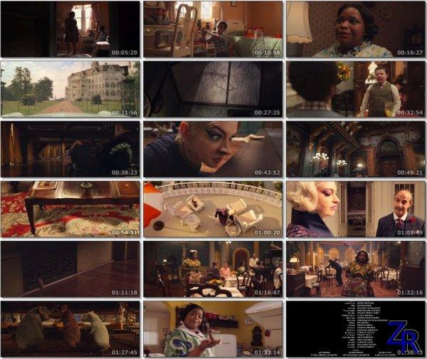 Ведьмы / The Witches (2020) [WEB-DLRip]