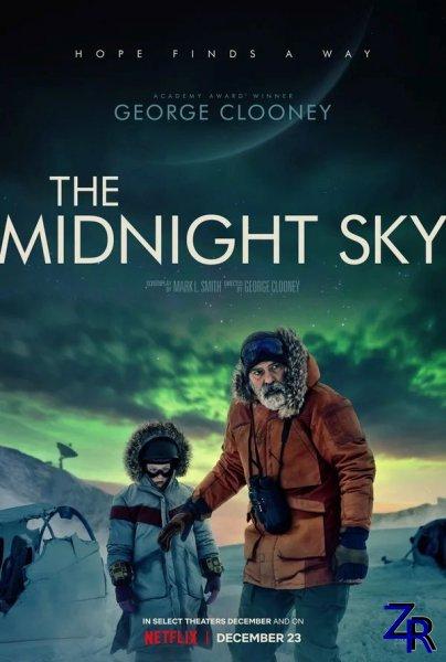 Полночное небо / The Midnight Sky (2020) [WEB-DLRip]
