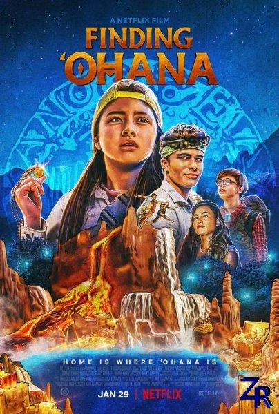 Охана: В поисках сокровища / Finding 'Ohana (2021) [WEB-DLRip]
