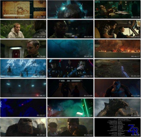 Годзилла против Конга / Godzilla vs. Kong (2021) [BDRip-AVC]