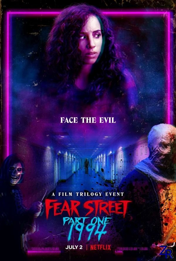 Улица страха. Часть 1: 1994 / Fear Street Part One: 1994 (2021) [WEB-DLRip]