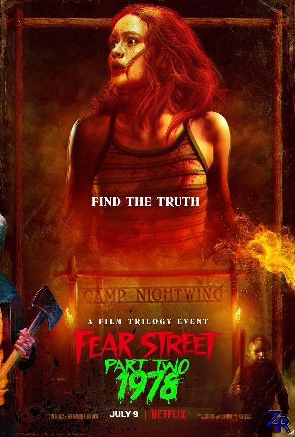 Улица страха. Часть 2: 1978 / Fear Street Part Two: 1978 (2021) [WEB-DLRip-AVC]