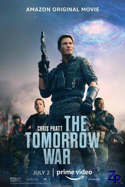 Война будущего / The Tomorrow War (2021) [WEB-DLRip-AVC]